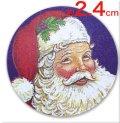 サンタクロースの小さいシール G103