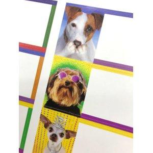 画像2: 犬のコミカルなデザイン!年賀状にもどうぞ