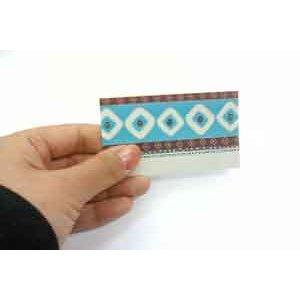 画像3: 両面デザインのミニカード(印字はできません)