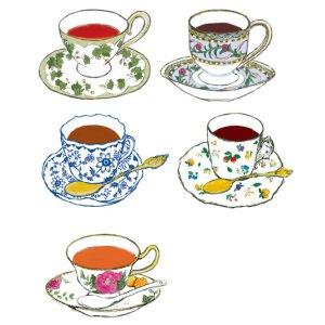 画像2: コーヒカップ、ティーカップの人気のデザイン♪