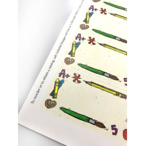 画像3: アート用品、画材、文房具などのデザイン!版画風なのもニクい!