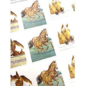 画像3: 生き生きとした馬のラベル
