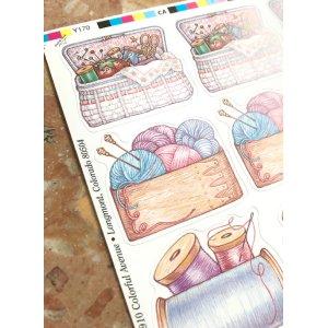 画像2: 手芸ソーイングのデザイン