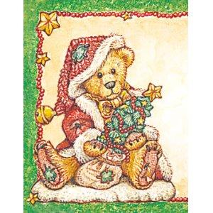 画像3: クリスマス×テディーベア