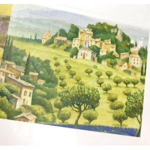 画像4: ナチュラルな色合い 風景画のデザイン