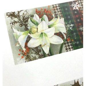画像5: 白い大きな花が美しいデザイン