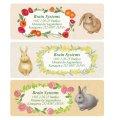 ウサギのデザイン