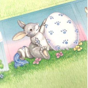画像3: 12種類デザイン!可愛いネズミやウサギのイラスト!