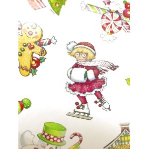 画像3: メアリーエンゲルブライトのクリスマス♪シール アメリカ雑貨