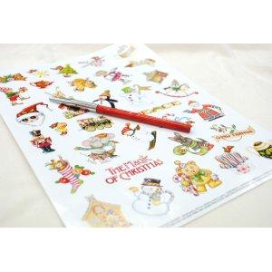 画像2: メアリーエンゲルブライトのクリスマス♪シール アメリカ雑貨