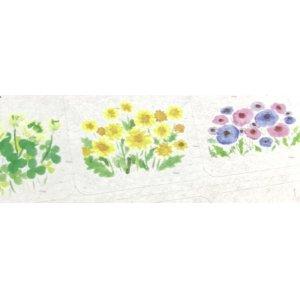 画像4: いっぱいのお花イラスト
