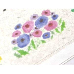 画像3: いっぱいのお花イラスト