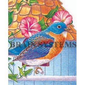 画像3: 鳥かごと鳥のデザイン