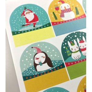 画像2: クリスマスの可愛い動物たち