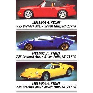 画像1: カウンタックやポルシェのスポーツカーのデザイン!かっこいいです