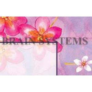 画像3: 紫の花が美しいアドレスラベル